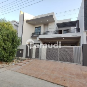 10 Marla Brand New Spanish House At 60feet Road Ideal Location