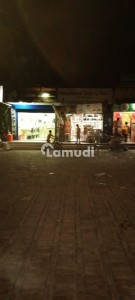 216  Square Feet Shop Situated In Hayatabad For Sale