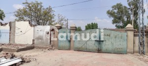 8 Kanal Factory For Sale In Industrial Area Multan.