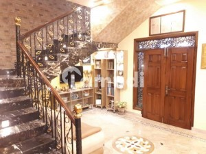 An Elegant And Dream Villa Is Available For Sale At A Prime Location Nearby Main Road In Gulshan E Roomi Jinnah Avenue Gate 6 Malir Cantontment