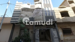 120 Square Yard G+2 House Is Available For Sale In Gulistan Jauhar Block 9 Karachi