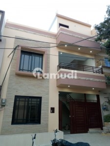 120 Yards Brand New House Available For Sale In Gulistan E Jauhar Block 3