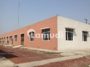 1 Lack Covered Area Warehouse For Rent In Raiwind Road Lahore With 18 Foot Height
