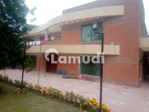 4 Kanal Double Storey House For Sale In A1 Society Township Lhr