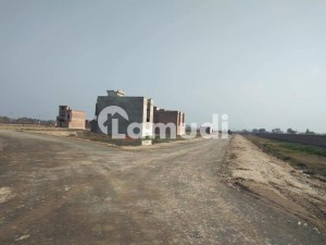 5 Marla Plote Available For Sale In Al Noor Garden Shahkot Road
