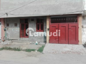 Perfect 3.5 Marla Lower Portion In Sheikh Colony For Rent