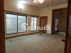 3 Bed Ground Portion For Rent On 24 Marla