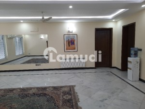 New Open Basement 666 Sq Yards Sami Furnished Portion For Rent In F-7
