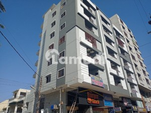 Brand New Flat For Rent On Main Food Street Of Block L