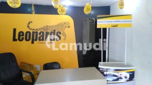 341  Square Feet Shop For Rent In G-6