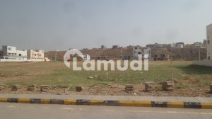 10 Marla Residential Plot Situated In Bahria Town Rawalpindi For Sale