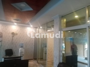 Office For Rent On Adiala Road Sammarzar Chowk