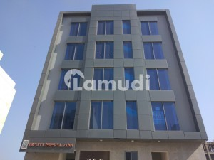 Dha Defence Office For Sale Sized 775 Square Feet