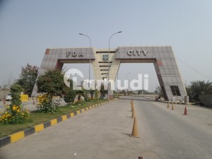 10 Marla Residential Plot For Sale In A2 Block Of FDA City Faisalabad