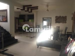 Fully Furnished Upper Portion Available For Rent