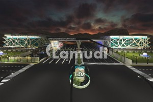 4 Marla Commercial Plot File For Sale In Dha Quetta