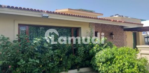 1000 Sq Yards Beautiful Slightly Used Bungalow Fully Furnished With Basement Swimming Pool In Prime Location Of Dha Phase 6 Karachi