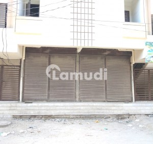 50 Sq Yard Commercial Shop For Sale