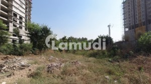 High Rise Commercial Plot Is Availiable For Sale