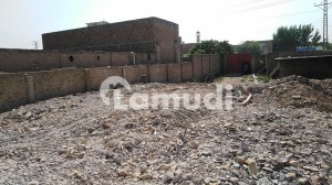 24 Marla Commercial Plot In Central Warsak Road For Sale