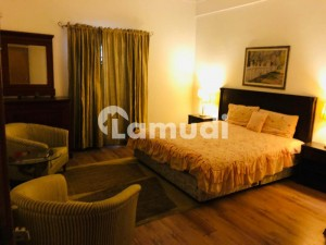 15 Marla 3 Bed Luxury Apartment In Mall Of Lahore Fully Furnished  Short Term