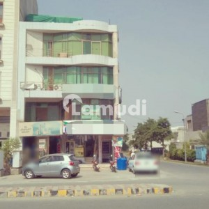 8 Marla Commercial Building For Sale  In Dha Phase 8