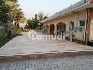 20 Kanal Furnished Farm House For Sale Bedian Road