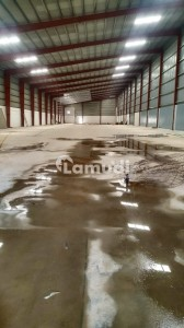Factory Of 30000  Square Feet Available In Korangi