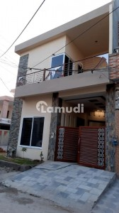 3.3 Marla Corner House For Sale