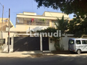 8 Year Old West Open Excellent You Can Used 2 Unit House For Sale Dha Phase 6
