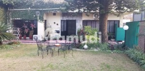 Fully Furnished Ground Portion With Lush Green Lawn