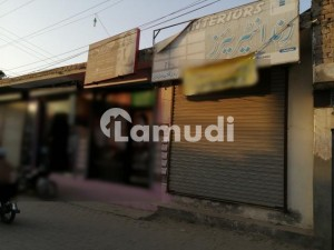 220  Square Feet Shop In Stunning Gulgasht Colony Is Available For Rent