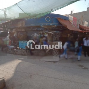 Corner Property For Sale At Main Liaquatabad 10 Number Bus Stop