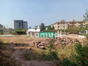 10 Marla Commercial Plot Available For Sale Near Imran Khan Chock