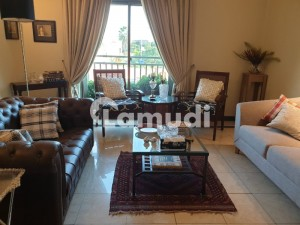 Beautiful Ground Portion Available For Rent In Dha Phase 1