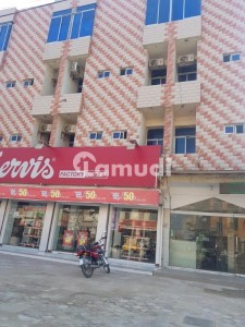 1362  Square Feet Building Ideally Situated In Model Town C