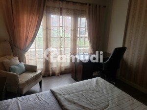 In Diplomatic Enclave Flat Sized 2200  Square Feet For Rent