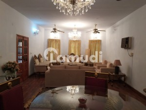 Property Links Offers Fully Furnished Ground Portion For Rent Located At Prime Location Of F_8 Islamabad