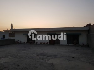 4500  Square Feet Warehouse Available For Rent In Johar Town