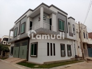 3.5 Marla Corner House Is Available For Sale