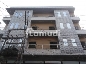 Flat Of 3 Marla In Samanabad For Sale