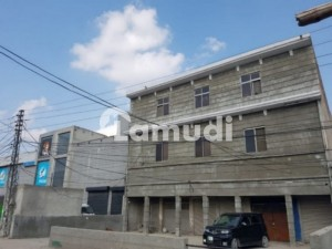 12 Marla Commercial Building Is Available For Rent In Johar Town Near Cine Star Cinema