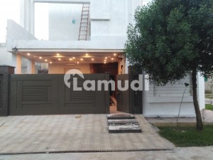 Stunning 7 Marla House In Wapda Town Available