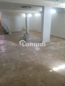 BASEMENT AVAILABLE FOR RENT DHA PHASE 6 850 SQFT