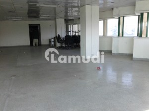 We Offer 3600 Sq Ft Furnished 1st Floor For Rent In F-10