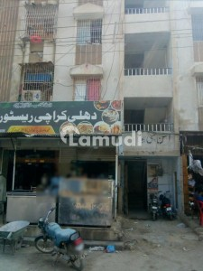 700  Square Feet Flat Available For Sale In North Karachi