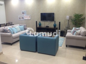 Fully Furnished Upper Portion For Rent