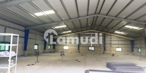 I9 8800 Sq Ft Elegant Warehouse With An Office  Parking Is Available For Rent
