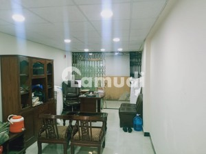 Pccr Offering Blue Area Fazal E Haq Road 250 Square Feet Office For Sale In Mezzanine Floor Good Opportunity For Investors