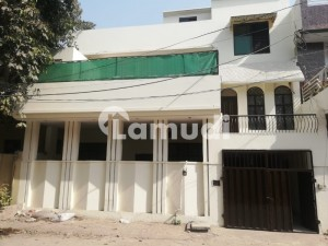 10 Marla Semi Commercial Double Storey House For Sale